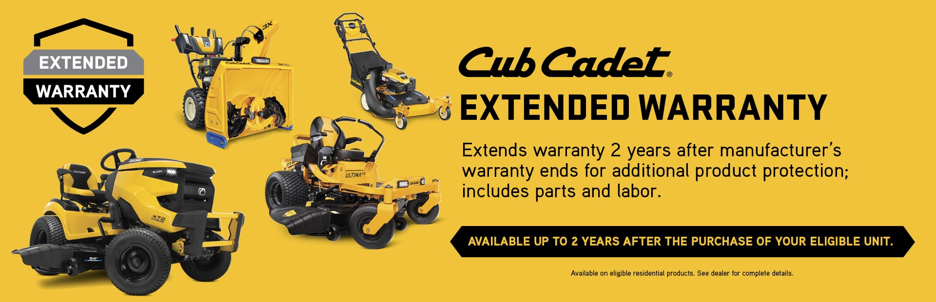 banner-cub-cadet-extended-warranty-w-snow-thrower